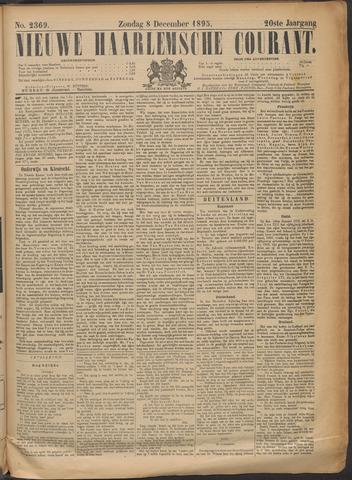 Nieuwe Haarlemsche Courant 1895-12-08