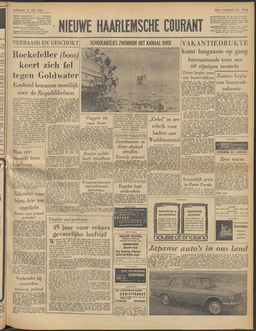 Nieuwe Haarlemsche Courant 1964-07-18