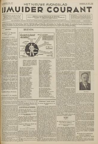 IJmuider Courant 1938-09-26