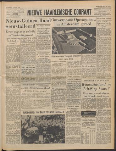 Nieuwe Haarlemsche Courant 1961-04-05