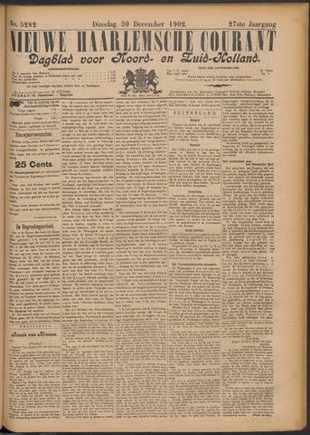 Nieuwe Haarlemsche Courant 1902-12-30