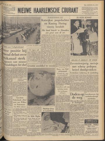 Nieuwe Haarlemsche Courant 1957-05-20