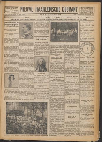 Nieuwe Haarlemsche Courant 1929-08-12