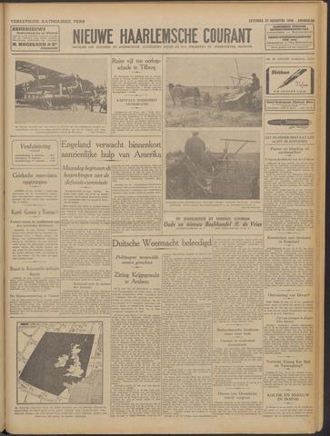 Nieuwe Haarlemsche Courant 1940-08-24