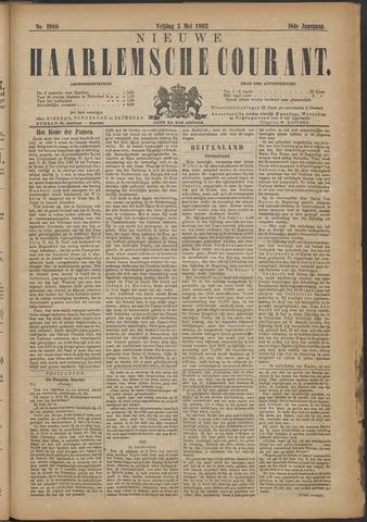 Nieuwe Haarlemsche Courant 1893-05-05