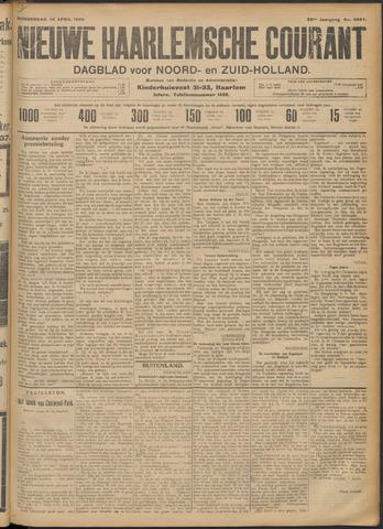 Nieuwe Haarlemsche Courant 1908-04-16