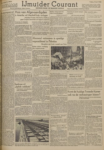 IJmuider Courant 1948-06-04
