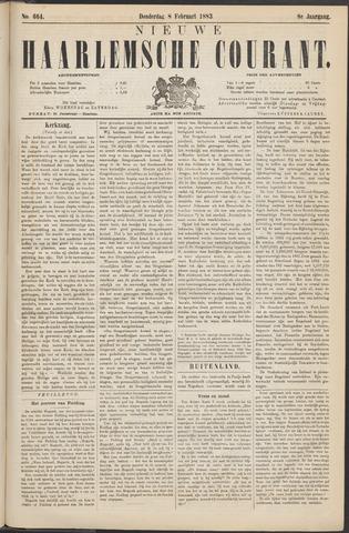 Nieuwe Haarlemsche Courant 1883-02-08