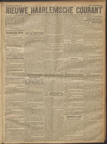 Nieuwe Haarlemsche Courant 1918-04-17