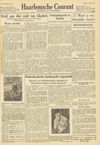Haarlemsche Courant 1943-03-12