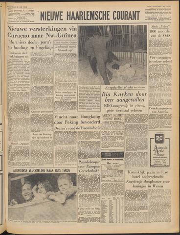 Nieuwe Haarlemsche Courant 1962-05-21