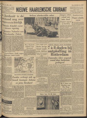 Nieuwe Haarlemsche Courant 1957-04-16