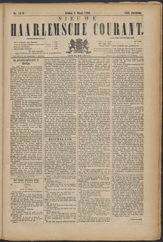 Nieuwe Haarlemsche Courant 1890-03-09