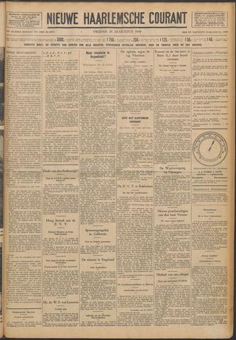 Nieuwe Haarlemsche Courant 1930-08-29
