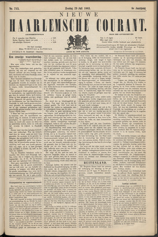 Nieuwe Haarlemsche Courant 1883-07-29