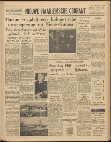 Nieuwe Haarlemsche Courant 1962-01-16