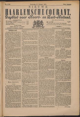 Nieuwe Haarlemsche Courant 1901-02-21