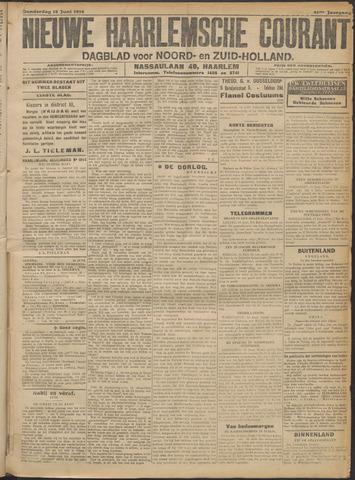 Nieuwe Haarlemsche Courant 1916-06-15