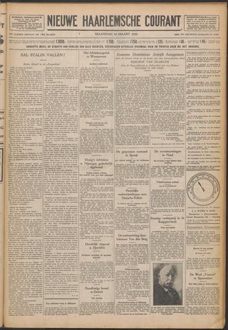 Nieuwe Haarlemsche Courant 1930-03-10
