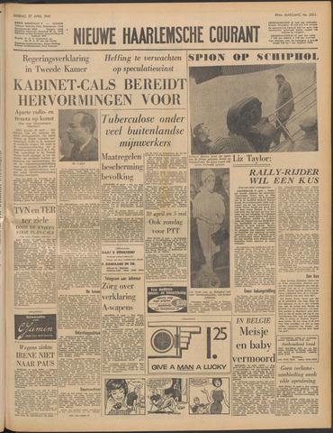 Nieuwe Haarlemsche Courant 1965-04-27