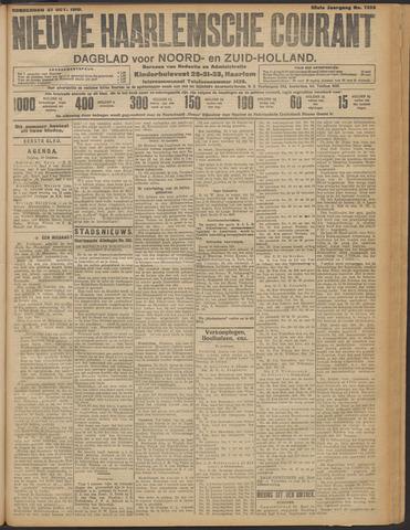 Nieuwe Haarlemsche Courant 1910-10-27