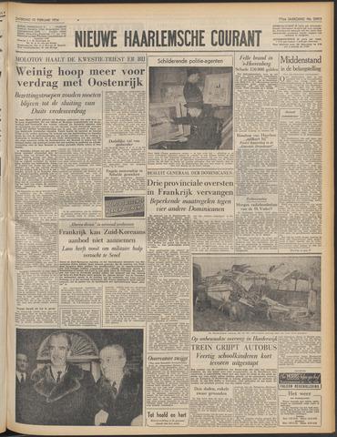 Nieuwe Haarlemsche Courant 1954-02-13