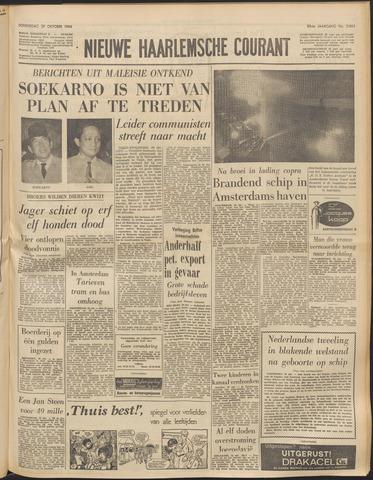 Nieuwe Haarlemsche Courant 1964-10-29