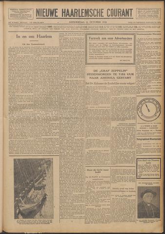 Nieuwe Haarlemsche Courant 1928-10-11