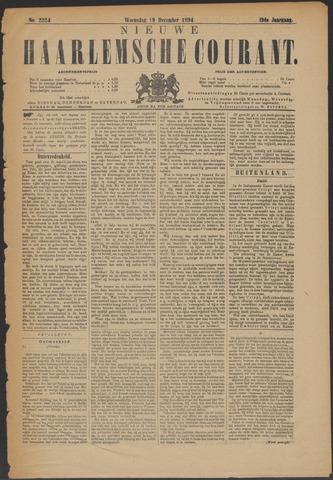 Nieuwe Haarlemsche Courant 1894-12-19