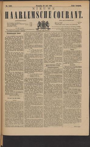 Nieuwe Haarlemsche Courant 1896-07-22