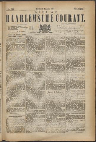 Nieuwe Haarlemsche Courant 1891-08-23