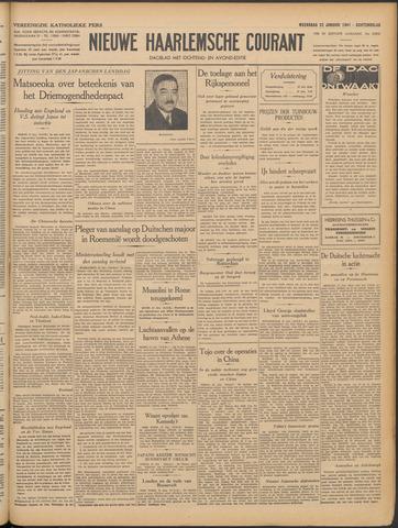 Nieuwe Haarlemsche Courant 1941-01-22