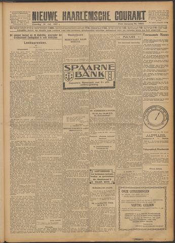 Nieuwe Haarlemsche Courant 1927-07-16