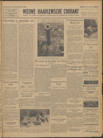 Nieuwe Haarlemsche Courant 1940-07-31