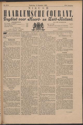 Nieuwe Haarlemsche Courant 1897-09-16