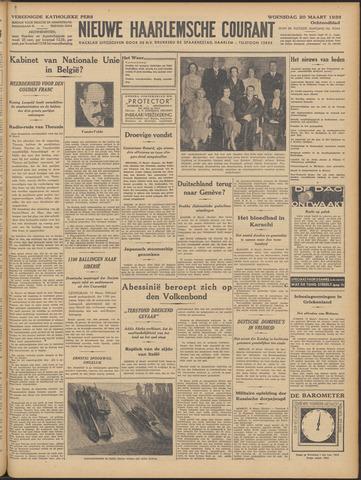 Nieuwe Haarlemsche Courant 1935-03-20