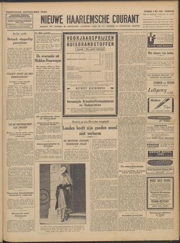 Nieuwe Haarlemsche Courant 1940-05-04