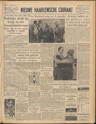Nieuwe Haarlemsche Courant 1959-03-06