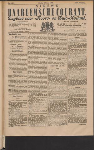 Nieuwe Haarlemsche Courant 1900-06-26