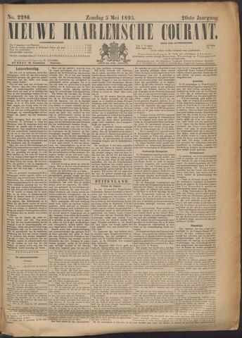 Nieuwe Haarlemsche Courant 1895-05-05