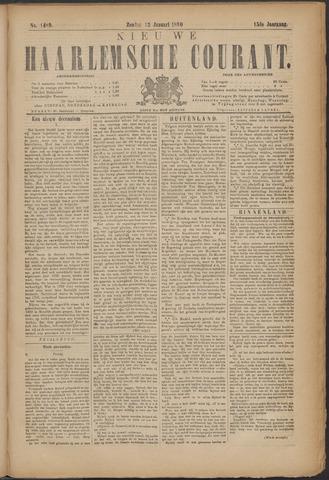 Nieuwe Haarlemsche Courant 1890-01-12