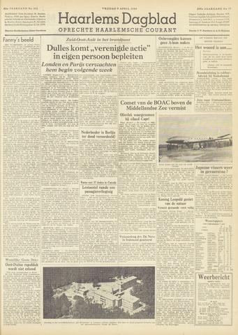 Haarlem's Dagblad 1954-04-09