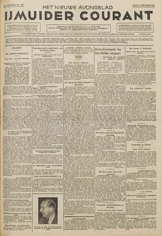IJmuider Courant 1938-09-02