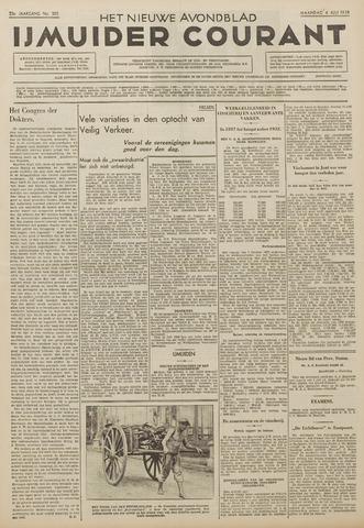IJmuider Courant 1938-07-04