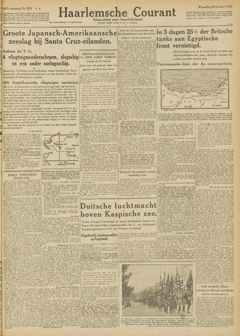 Haarlemsche Courant 1942-10-28