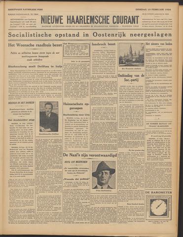 Nieuwe Haarlemsche Courant 1934-02-13