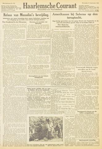 Haarlemsche Courant 1943-09-15