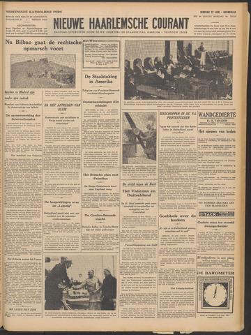 Nieuwe Haarlemsche Courant 1937-06-22