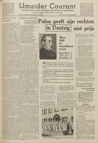 IJmuider Courant 1939-05-05