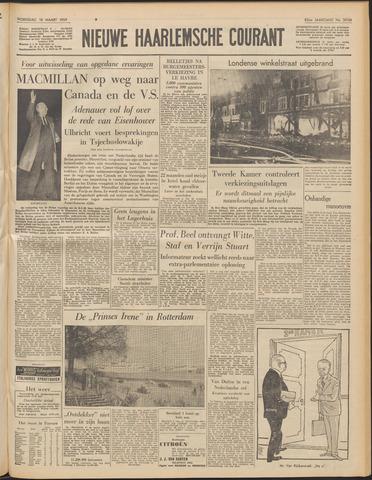 Nieuwe Haarlemsche Courant 1959-03-18